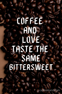 coffee and date quotes and captions
