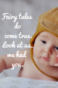 baby photo captions